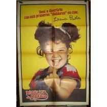 Diablito De Barrio !!! Afiche Cine Orig 19 Lorena Paola N266