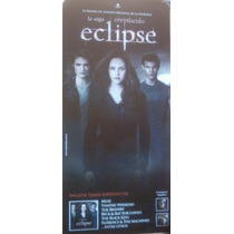Poster Crespusculo Twilight New Moon Eclipse Ost