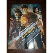Poster Afiche Pelicula Dragonball 2009 Y Revista Especial
