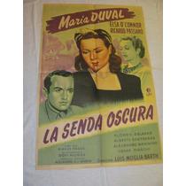 Afiches De Cine Antiguos Con Maria Duval