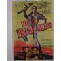 Poster Pelicula * Motin Entre Rejas * Año 1958 Gene Evans
