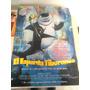 Poster El Espantatiburones - Cine Animacion Dibujos Animados