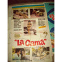 Cine La Cama Zulma Faiad Afiche Original