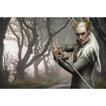 Poster El Hobbit Super A3 Hobbit 38