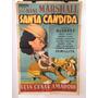 Afiches De Cine - Santa Cándida - Nini Marshall