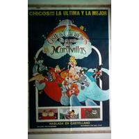 Los Ositos Cariñosos 0174 Afiche De 1.10 X 0.75