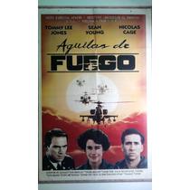 Aguilas De Fuego 0182 N. Cage Tommy L. Jones 1.10 X 0.75