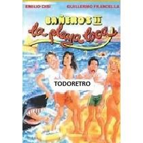 Afiche Bañeros 2 Con Emilio Disi, Guillermo Francella 1989