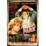 Luna Park ! Walter Vidarte Boxeo Afiche Cine Orig 1960 N478