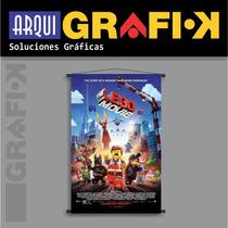 .: Posters Y Banners De Películas Y Series :. Medida 90x60cm