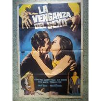 Afiche De Cine: La Venganza Del Sexo - 1966 - Ricardo Bauleo