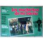 Palito Ortega Los Muchachos De Mi Barrio Afiche Lobby Card