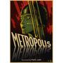 Poster Importado De La Pelicula Metropolis, De Fritz Lang