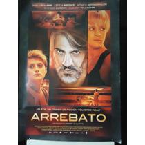 Poster Original Arrebato P. Echarri - L. Bredici