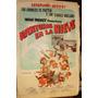 Poster Original Aventuras En La Nieve Disney No Es Reimpres