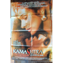 Poster Original Kamasutra Lecciones De Amor
