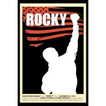 Carteles Antiguosposter 60x40cm Rocky Balboa Fi-003
