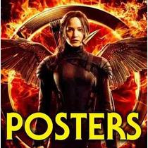 Posters A3 Juegos Del Hambre Sinsajo Mockingjay Hunger Games