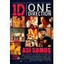 Poster Original Cine: One Direction - Así Somos