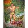 Poster Pelicula * Tarzan Y Los Cazadores * Año 1958 G. Scott