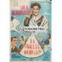 Afiche De Cine La Cigueña Dijo Si Con Lola Membrives 1955