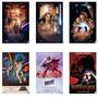 Star Wars - Posters Hd - Los Mejores Diseños. Únicos !!!