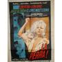 Poster Pelicula * La Perra * Libertad Leblanc Año 1967