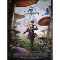 Alicia En El Pais De Las Maravillas 2070 J. Deep 1 X 0.70