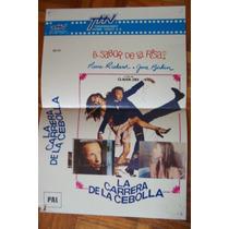 La Carrera De La Cebolla-mini Poster