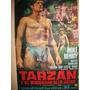 Poster Pelicula * Tarzan Y El Niño De La Selva *año 1953