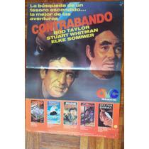 Afiche Mini Película Contrabando