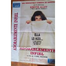 Kirstie Alley-adorablemente Infiel-afiche