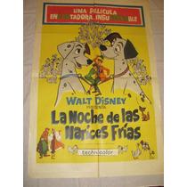 Afiche Antguo De Walt Disney
