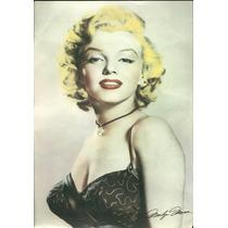 * Lamina A Color De Marilyn Monroe 19x27
