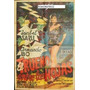 Afiche El Trueno Entre Las Hojas Isabel Sarli Armando Bo1956