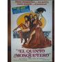 El Quinto Mosquetero 2751 Kristel Andress 1.10 X 0.75