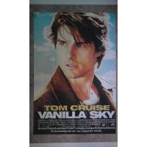 Vanilla Sky 0388 Tom Cruise Afiche De 1 X 0.70