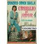 Afiche De Cine Embrujo De Amor Con Sandro Año 1971
