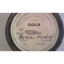 La Vida Es Bella ( Mortal Kombat ) Lata Con Cola De Pelicul