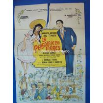 Pergola Flores Antonio Prieto 1965 Cine Argentino Teatro