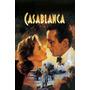 Carteles Antiguos Chapa Poster 60x40cm Casablanca Fi-033