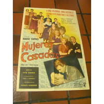 Afiches De Cine Antiguo Y Original Con Elina Colomer