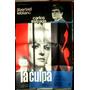 Libertad Leblanc Afiche Cine Orig 1969 La Culpa !!! M252