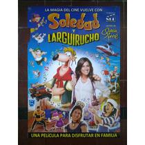 Soledad Y Larguirucho 2977 Garcia Ferre Afiche De 1 X 0.70