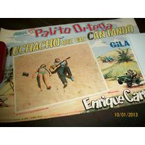 Poster Pelicula Muchacho Que Vas Cantando Palito Ortega