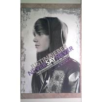 Never Say Never 0492 J. Bieber Afiche De 1 X 0.70