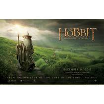 Poster El Hobbit Super A3 Hobbit 24