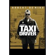 Carteles Antiguos Chapa Poster 60x40cm Taxi Driver Fi-071
