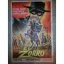 Afiche De Cine: El Zorro - 1971 - Spyros Focas