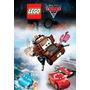 Cuadros De Lego Cars, Laminas En Bastidor O Chapa.